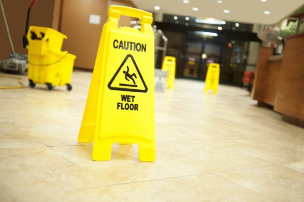 Slip, Trip and Fall Accidents